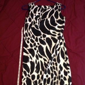 BNW AB Studio Size 4 Sheath Dress